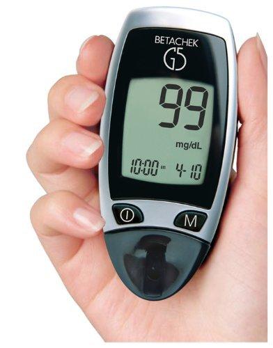 Betachek-G5-Blood-Glucose-Meter-50-Tests