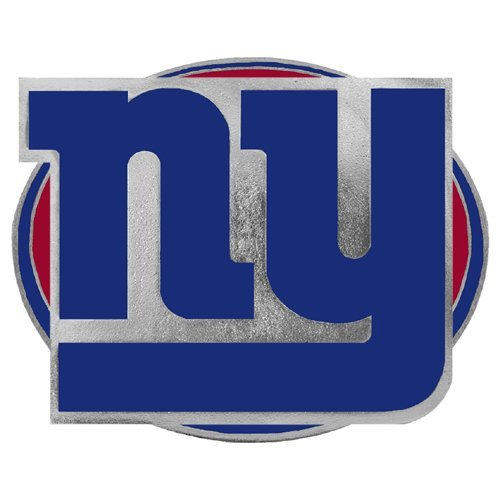 NFL New York Giants Class III Hitch Cover by Siskiyou