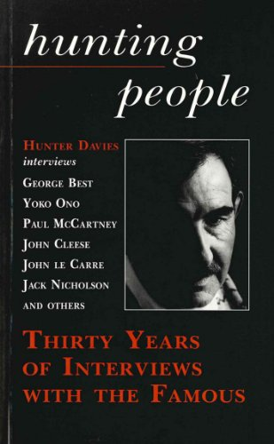 Hunting People: Thirty Years of Interviews with the ()