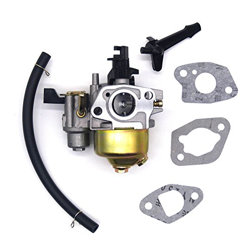 (FitBest New Carburetor w/Gaskets for Harbor Freight Predator 6.5 HP 212cc Go Kart OHV Engine)