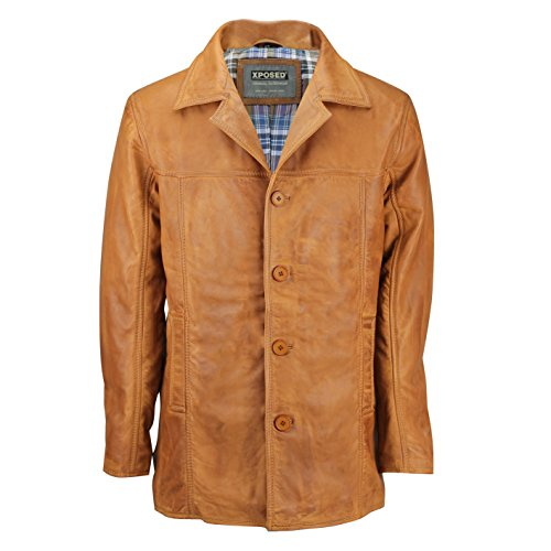 Xposed Herren Jacke braun Timber Brown One size