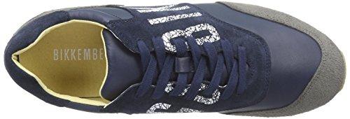 Bikkembergs Endurance 457 L.Shoe M - Zapatillas para hombre Blue/Grey