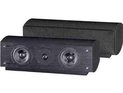 Review Pinnacle Speakers S-Fit LCR
