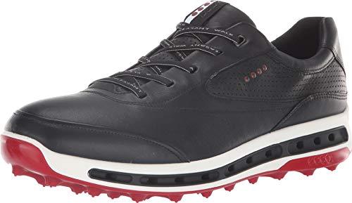 ECCO Golf Men's Cool Pro Gore-TEX¿ Black/Black 42 D EU D (M)