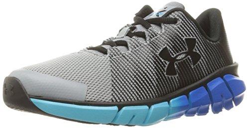 rade School X Level Scramjet Sneaker, Steel (036)/Island Blues, 5 ()