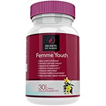 Menopause Relief, Metabolism and Estrogen Supplement for Women – Vitamins & Minerals Reducing Hot Flashes, Mood Swings, Night Sweats, Inconsistent Sleep – Female Hormonal Support – Natural Acne Treatm