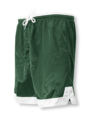 Winchester soccer team shorts for youths or adults - size Adult S - color Forest /White