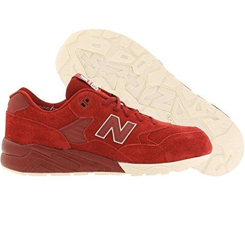 フォーム一過性批判的に(ニューバランス) New Balance メンズ シューズ?靴 スニーカー New Balance Men 580 Elite Playful MRT580BR 並行輸入品