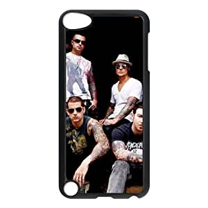 Printed Cover Protector Xydds Avenged Sevenfold Band For Ipod Touch 5 Cell Phone Case Unique Design Cases