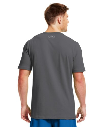 Under Armour Men's Charged Cotton® T-Shirt Small Graphite