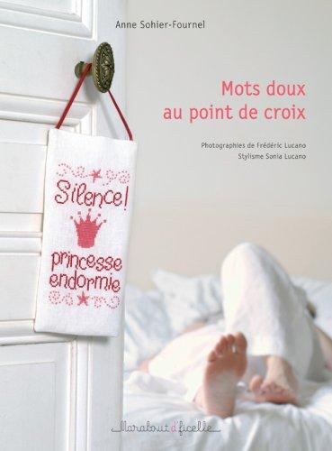 mots-doux-au-point-de-croix-french-edition