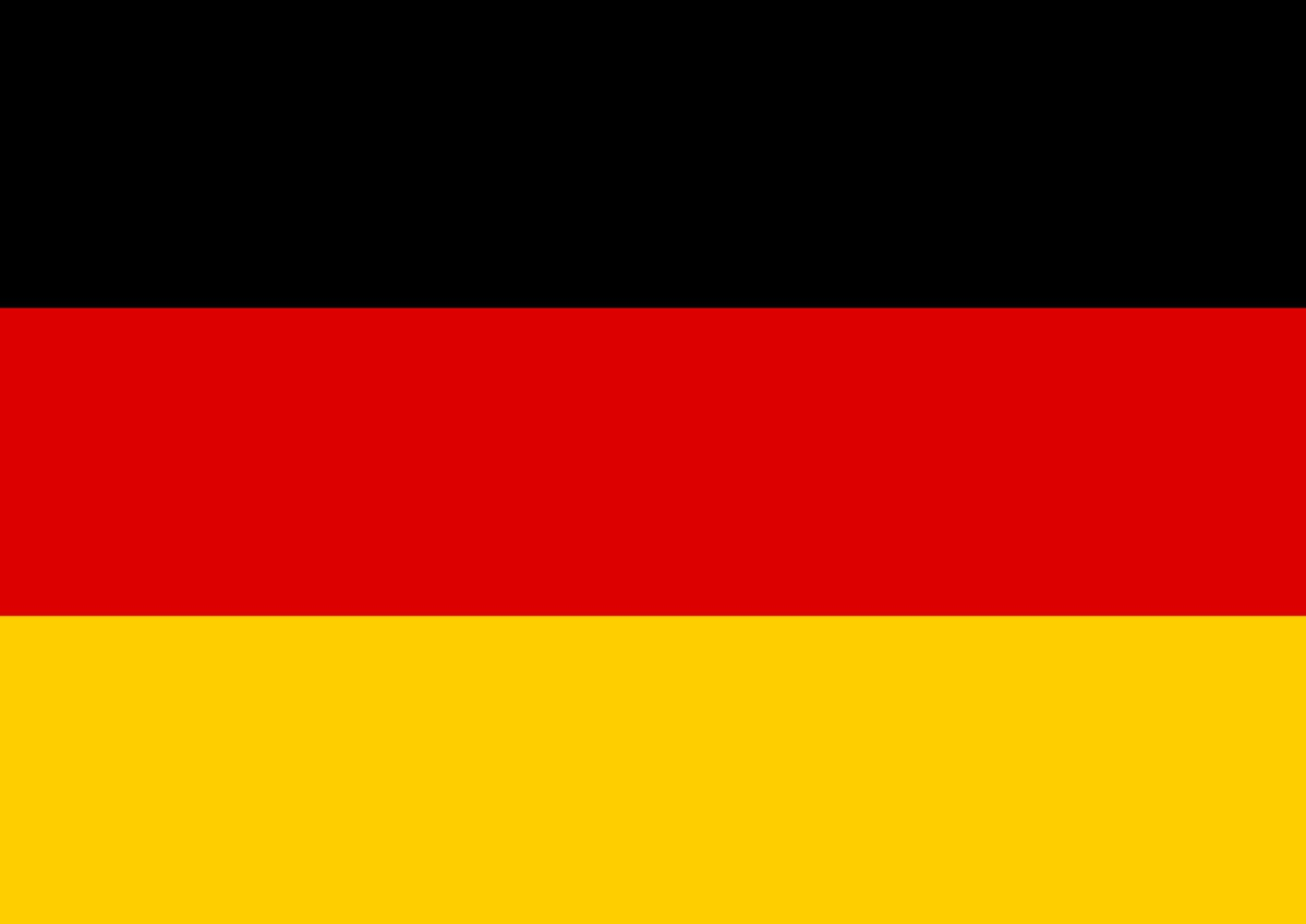 Toland Home Garden Flag of Germany 28 x 40 Inch Decorative Country Nation House Flag