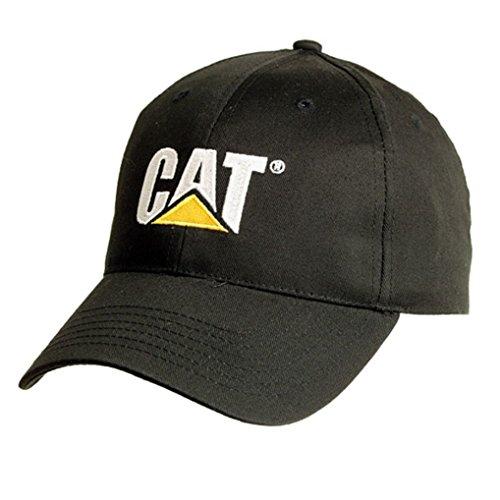 Black Cat Hat - Cat Black Cap with 2 Tone