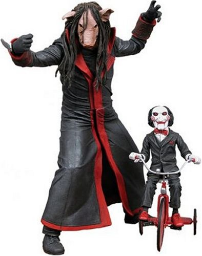 Cult Classics Jigsaw - NECA Cult Classics Series 5 Jigsaw Killer Action Figure [Masked]