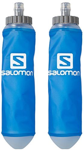 Salomon Unisex S/Lab Sense Ultra 8 Set Hydration Vest, Racing Red, Medium by Salomon (Image #3)