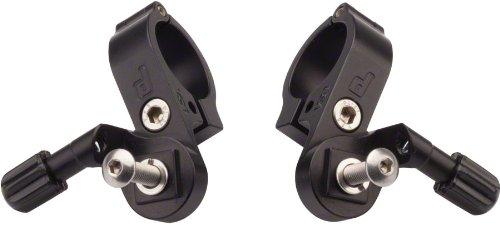 Paul Comp. Paul Component Thumbie Shimano Daumenschalthebeladapter, 22.2mm, Paar, schwarz