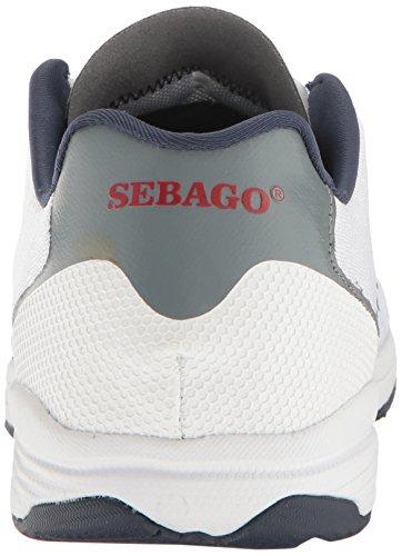 Sebago Cyphon Zeil Zee Sportschoenen Vrouwen Wit Wit