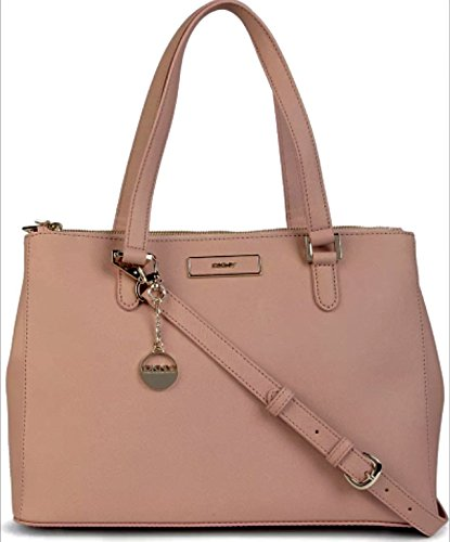 Dkny Donna Karan Blush Pink Saffiano Leather Satchel: Handbags ...