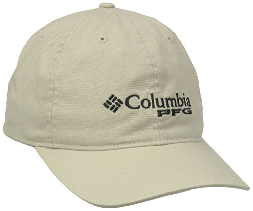 Price comparison product image Columbia PFG Bonehead Ball Cap, Fossil/Grill, One Size