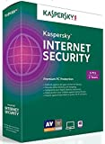 Kaspersky Internet Security 2018 3 PC, 2 Year (Email Delivery in 24 hours- No CD)