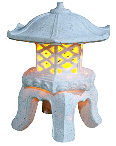 Japanese Garden Solar Lights in US - 3