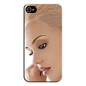 Fashion Design Protection For Iphone 5 Case Cover Brown RO9Zs4