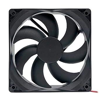 Ventilador de refrigeración para ordenador de 120 mm, 12 V ...