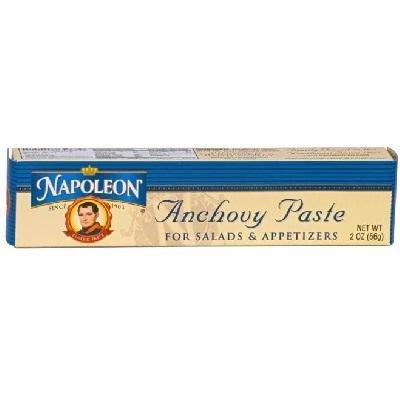 Napoleon Anchovy Paste, 2 oz