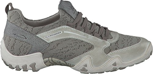 Allrounder by Mephisto Women's Festival Cemento Dye Washed Shoe ()
