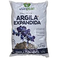 Argila Expandida Média Vitaplan 1,2kg