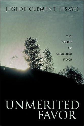 Unmerited Favor Book