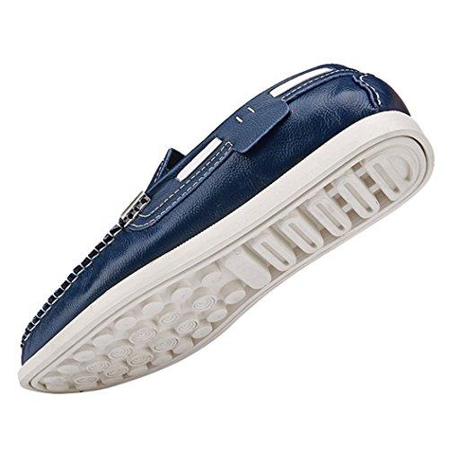 Goorape - Sandali  uomo, Blu (Navy blue), 40 EU