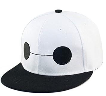 Big Hero 6 Baymax Hat Basketball Cap Snapback Cosplay Cap Teenage Adult  Size  Amazon.co.uk  Sports   Outdoors 6b70d7ee9c1
