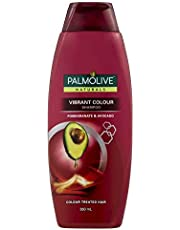 Palmolive Naturals Vibrant Colour Treated Hair Shampoo Pomegranate & Avocado 350mL