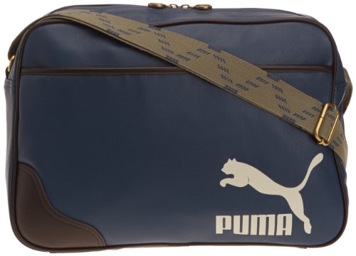 6f6246bf31 PUMA Messenger Bag Originals Reporter Pu