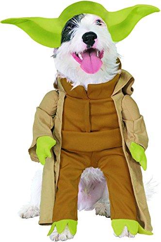 [Yoda Dog Costume Size: Extra Large (28