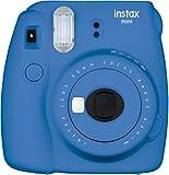 Photo : Fujifilm Instax Mini 9 Instant Camera - Cobalt Blue