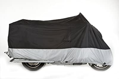 Suzuki Burgman 650 Scooter Cover Xxl Black w/ Lock SUPER DUTY