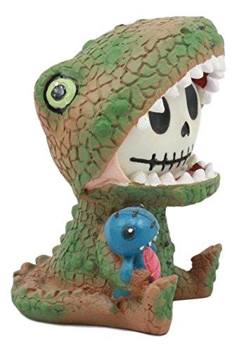 (Ebros Tyrannosaurus Rex Dinosaur Furrybones Figurine 3