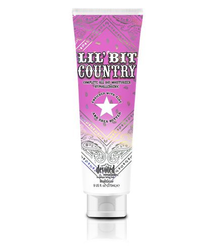 Lil' Bit Country TM Complete All Day Moisturizer New