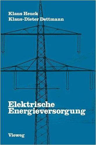 Book Elektrische Energieversorgung