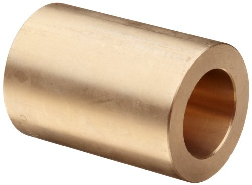 Bunting Bearings CB242616 Sleeve (Plain) Bearings, Cast Bronze C93200 (SAE 660), 1- 1/2