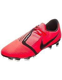 Nike Men's Football Shoe, Black Metallic Vivid Gold