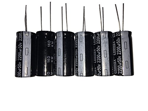 120 50V series of electrolytic capacitors - 2