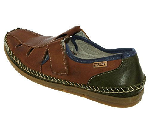 Marron Mocassin 3136 Lisse Pikolinos Homme M4k wqI71xSO