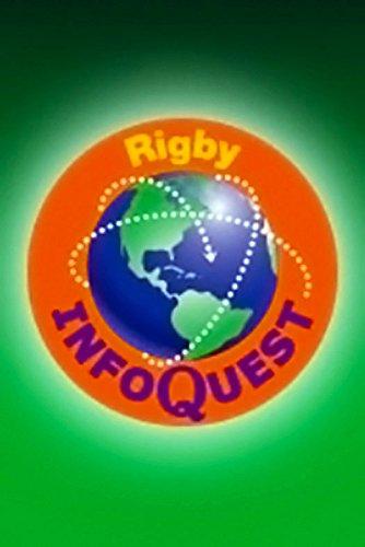 Rigby InfoQuest: Nonfiction Single Copy Collection (Levels Q-T) Grade 4 PDF