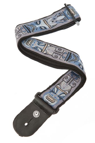 Planet Waves Woven Guitar Strap, - Satin Strap Guitar