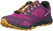 Merrell Kids Girls' Altalight Low Alternative Closure Waterproof Snea