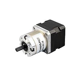 27:1 Planetary Gearbox Nema 17 Stepper Motor DIY CNC Hobby Camera Robotics