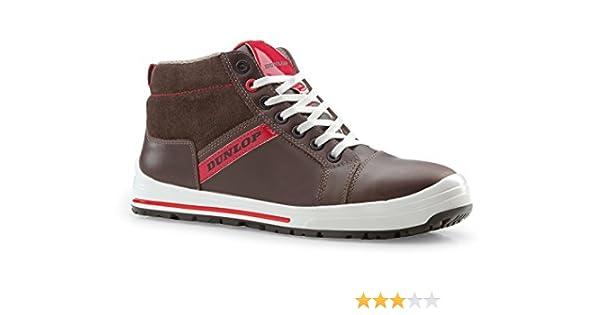 Dunlop DL0202001-39 Botas de protecci/ón laboral S3 SRC 39 Marr/ón